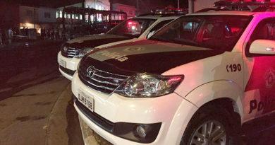 PM recupera carro roubado e prende casal