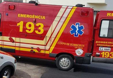 Bombeiros socorrem ciclista na Serra do Japi