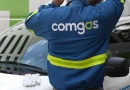 Rompimento de rede de gás em Jundiaí