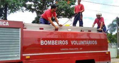 Bombeiros informam que não dão curso cobrado