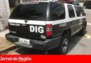 DIG esclarece homicídio do Novo Horizonte
