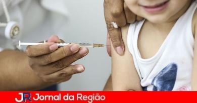 São Paulo reforça vacinação contra sarampo