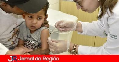Vacina pentavalente está em falta na cidade