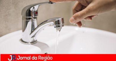 DAE promove limpeza do reservatório do Santa Giovana