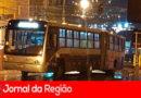 Ônibus da Rápido Luxo quebra no Centro de Jundiaí