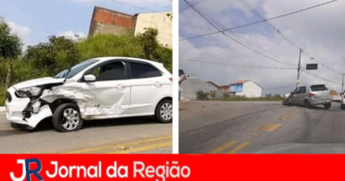 Mais uma colisão na Tancredo Neves