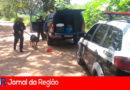 Polícia faz buscas a Cadu em toda a região