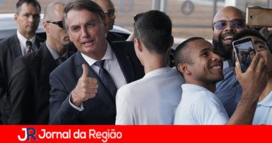 Bolsonaro faz postagem afirmando que sua gestão é a que mais investe no Brasil