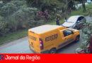 Bandidos roubam carro dos Correios