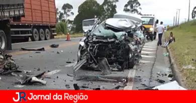 Motorista morre em acidente na Tancredo Neves