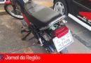 Guarda de Louveira localiza moto com placa artesanal
