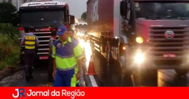 Motociclista morre na Estrada de Itupeva