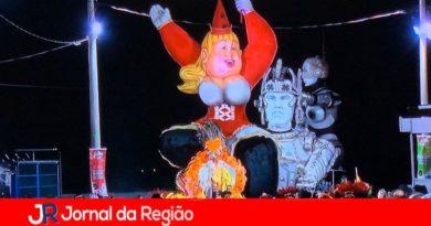 União do Povo é Campeã do Carnaval em Jundiaí