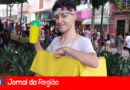 Artista de Vinhedo faz campanha no Carnaval de Jundiaí
