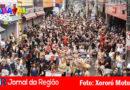 Ponte Torta reúne 7 mil foliões