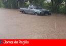 Vetor Oeste registrou 22 milímetros de chuvas