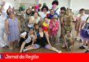 Bem-Te-Vi faz festa de Carnaval com assistidos