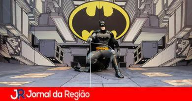 Maxi Shopping recebe o Parque do Batman