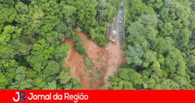 Estrada de São Sebastião está interditada. De novo
