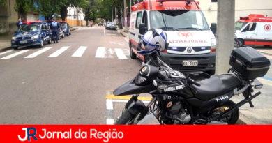 Criança atropelada por moto no Varjão