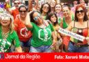 Famílias se reúnem para o Carnaval das Super Poderosas