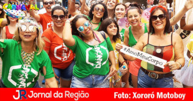 Super Poderosas faz Carnaval Família