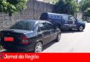Guarda localiza carro roubado com placa trocada