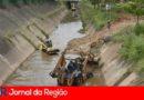 Limpeza em rios e córregos é intensificada