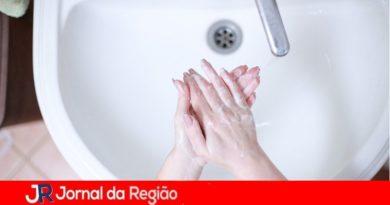 Coronavírus: higiene das mãos é essencial