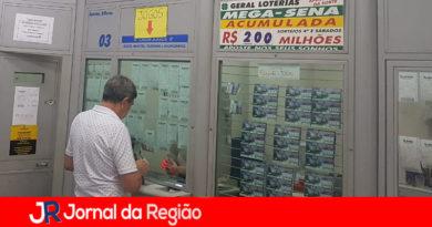 Mega-Sena sorteia hoje R$ 200 milhões