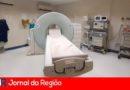 São Vicente reforma sala de tomografia
