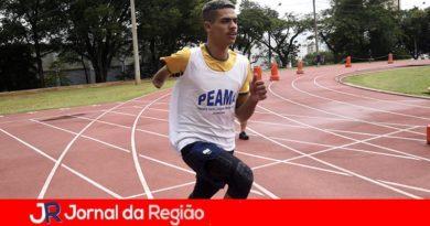 Thomaz Ruan é Jundiaí na Paralimpíada de Tóquio