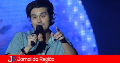 Luan Santana faz show doente para 8 mil pessoas
