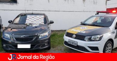 Polícia Rodoviária flagra carro dublê em Itatiba