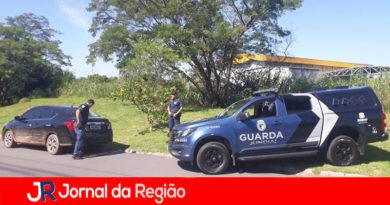 Guarda acha carro usado em assaltos