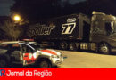 PM recupera carreta roubada e motorista é solto