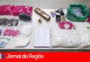 Polícia Militar fecha distribuidora de drogas do PCC