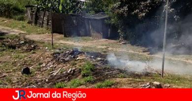 Leitor reclama da limpeza de terrenos com fogo