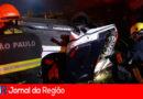 Bombeiros tiveram trabalho para resgatar vítimas