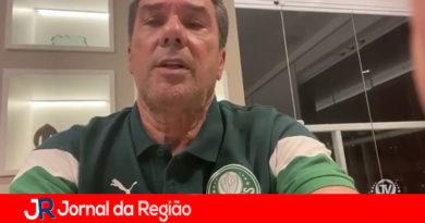 Técnico do Palmeiras está com Coronavírus