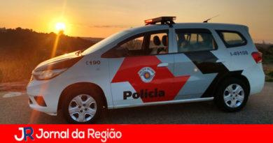 Polícia Militar recupera caminhão roubado dos Correios