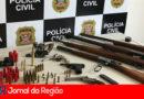 DISE de Jundiaí apreende armas em Várzea Paulista