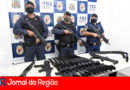 Guarda Municipal conta com novos armamentos