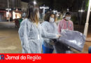 Prefeitura distribuí cobertores a moradores de rua