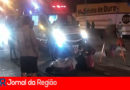 Motos batem de frente na Vila Rami