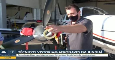 Aeroporto de Jundiaí é o que tem mais relatos de danos a aviões