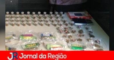 Guarda apreende drogas no Mirim