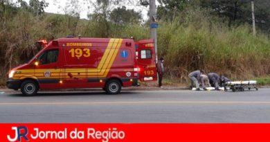 Homem atropelado na Estrada Velha de SP