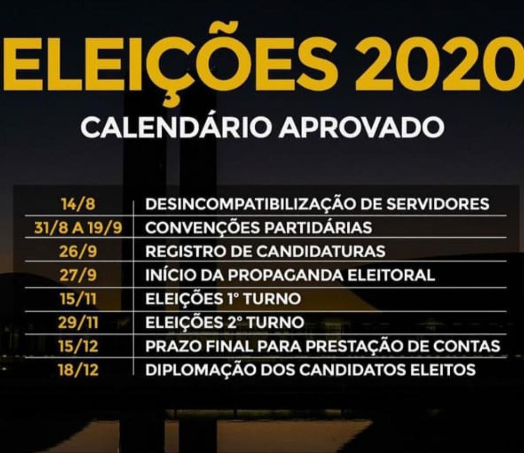 Congresso aprova Eleições para Prefeito em 15 de Novembro   JORNAL ...