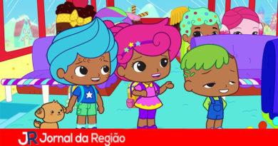 """Série """"Os Chocolix"""" estreia no Mundo Kids da TVTEC em Jundiaí"""